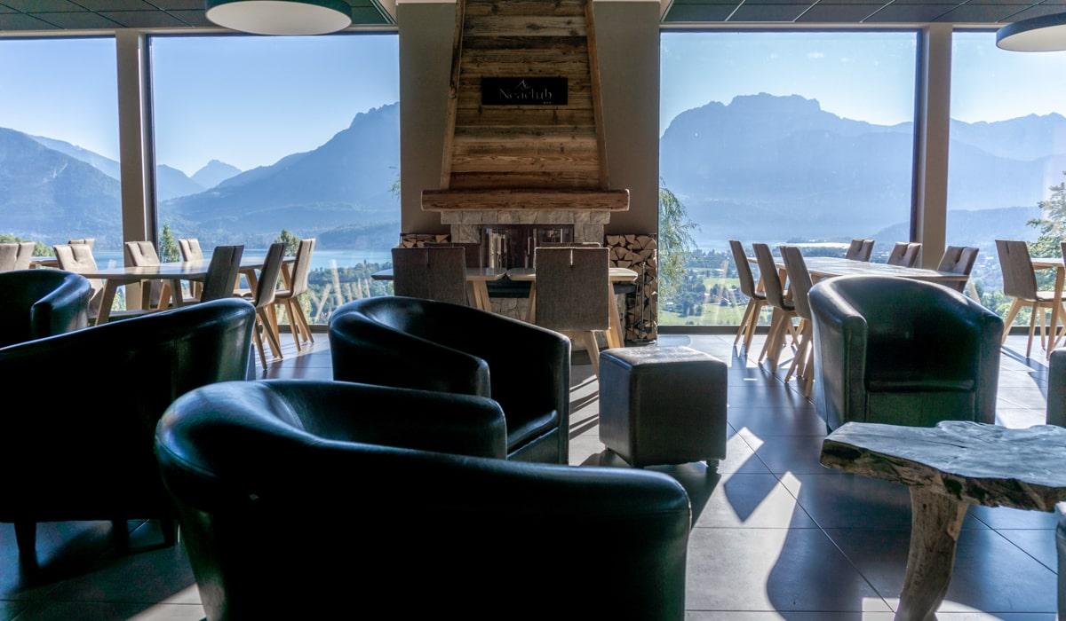 salon panoramique les balcons du lac d'annecy