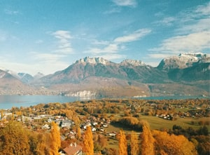 automne Annecy