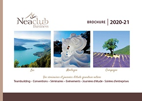 Brochure séminaires NEACLUB BUSINESS