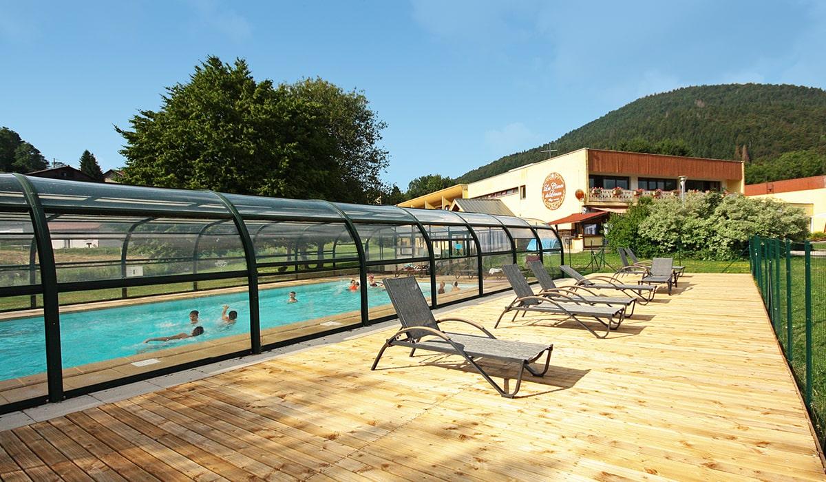 village-club avec piscine les cîmes du léman