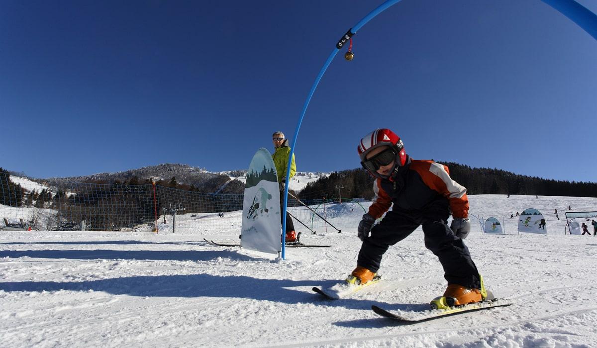 station de ski familiale en haute savoie