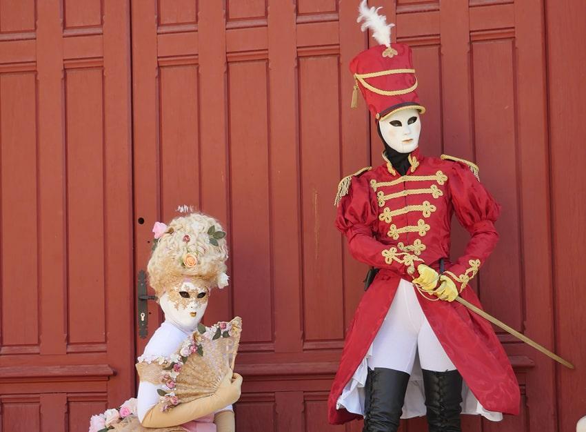 Carnaval Venitien à Annecy