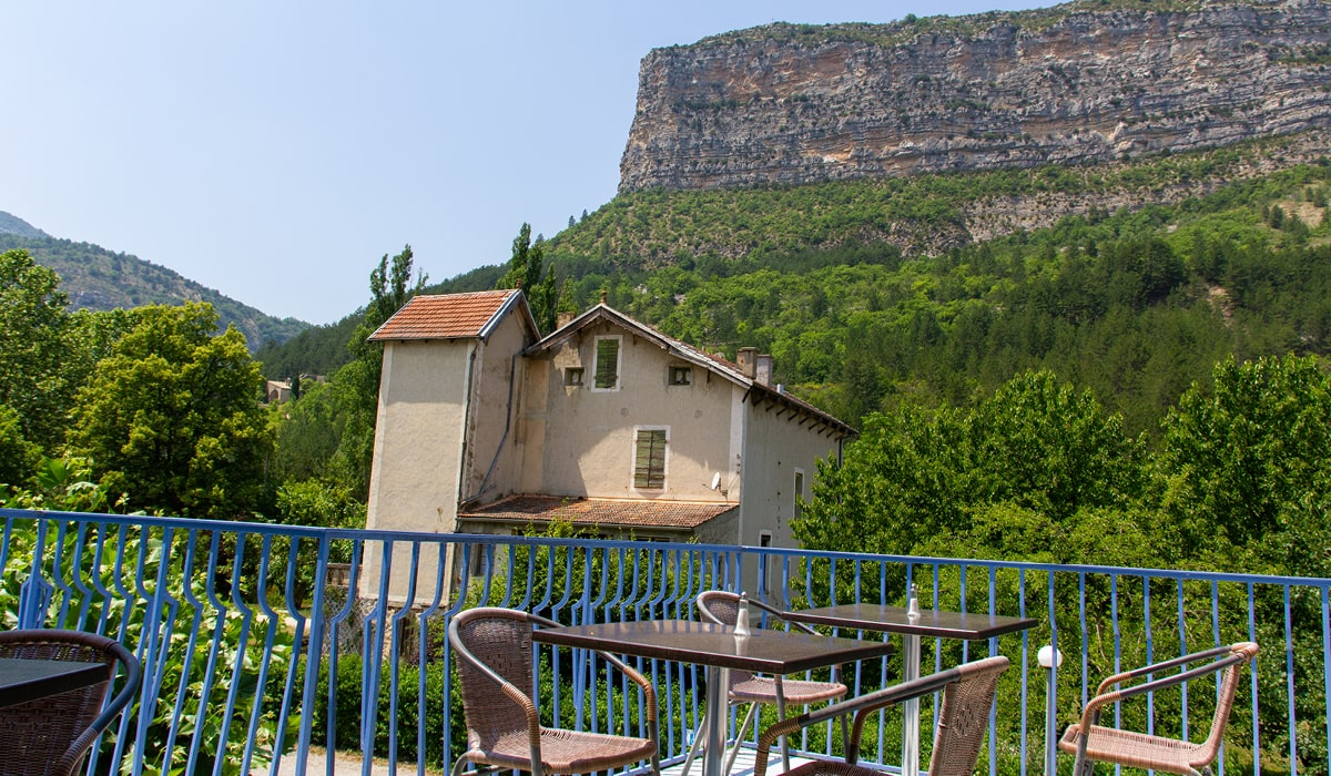 Village-club avec terrasse en Drôme