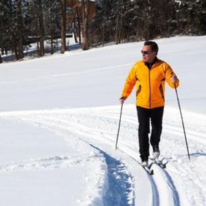 Tout compris ski de fond aux Cîmes du Léman