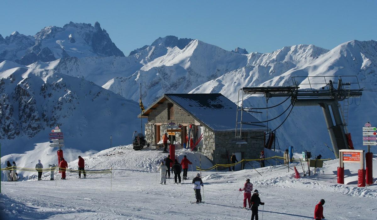 Domaine skiable galibier thabor