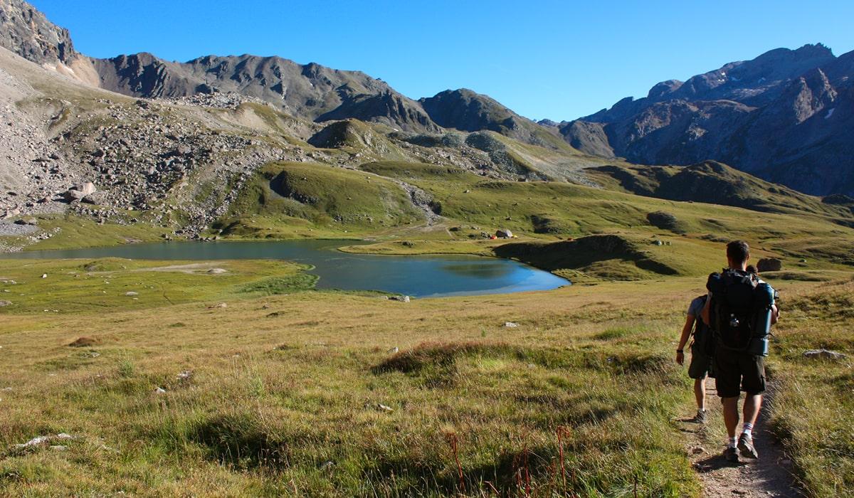randonnée au lac des cerces valloire