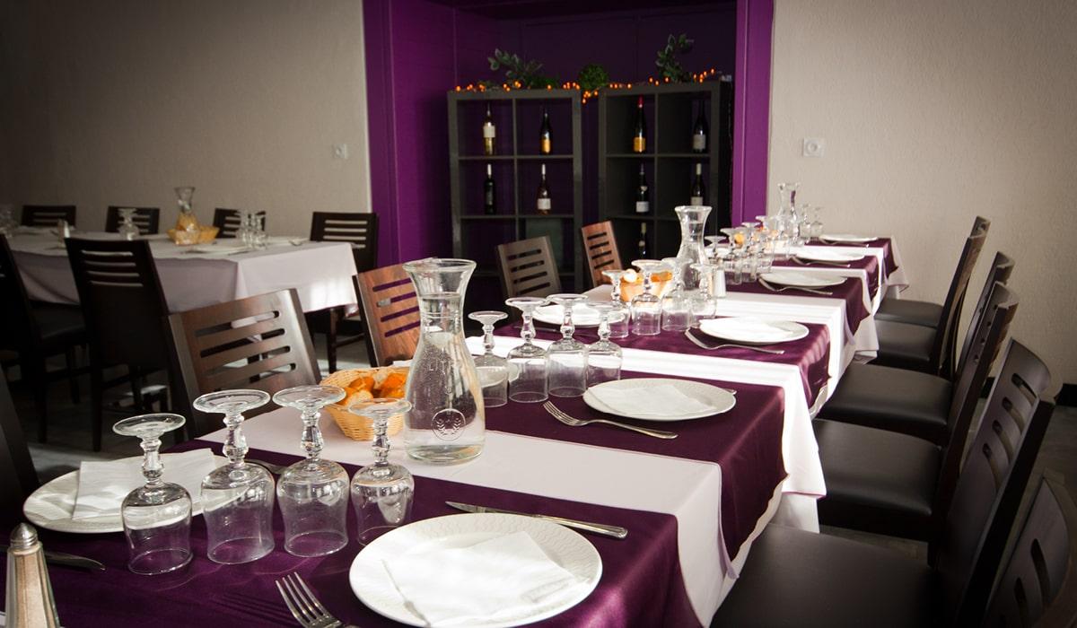village club avec restaurant traditionnel savoyard