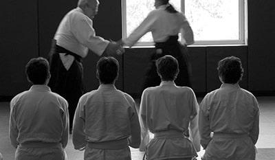 vacances sous le theme de l'aikido