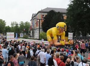 Tour de France en Savoie Mont Blanc
