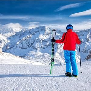 Tout compris ski à la Lauza Thabor en janvier